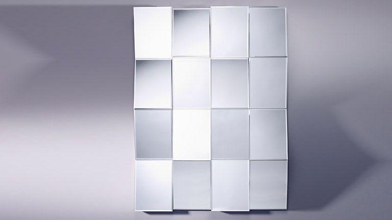 Espelho Zig Zag, Espelhos Decorativos