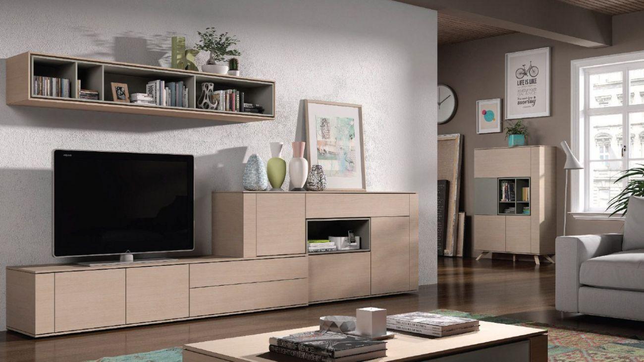 Estante TV NN418, modulo tv
