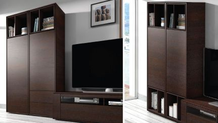 Estante TV NN423, modulo tv