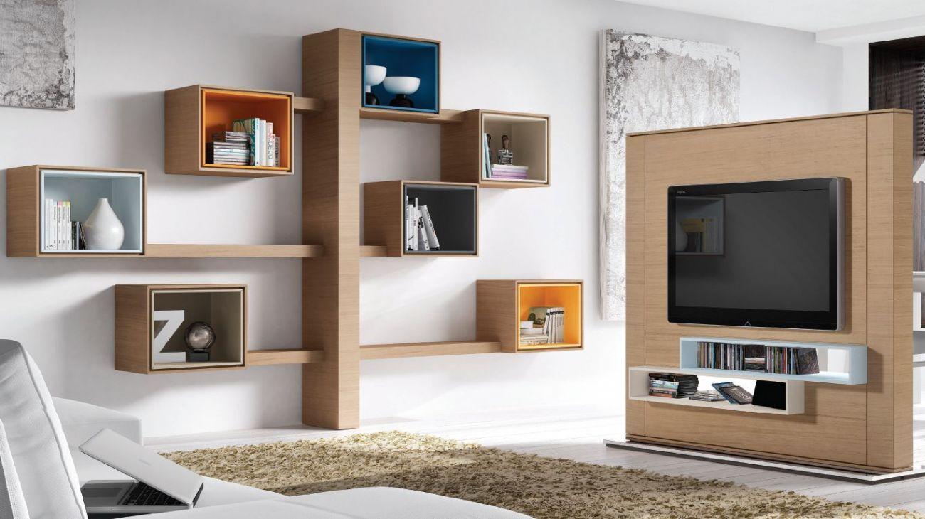 Estante TV AU04, modulo tv