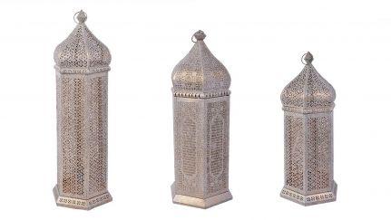 Candeeiro Cabul III, candeeiro de pé
