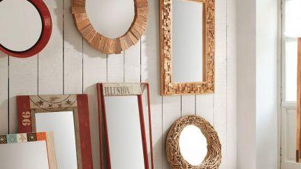 Espelho Yalana, Espelhos Decorativos