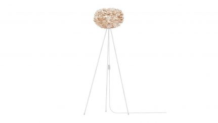 Candeeiro Eos Light Brown, candeeiro de pé