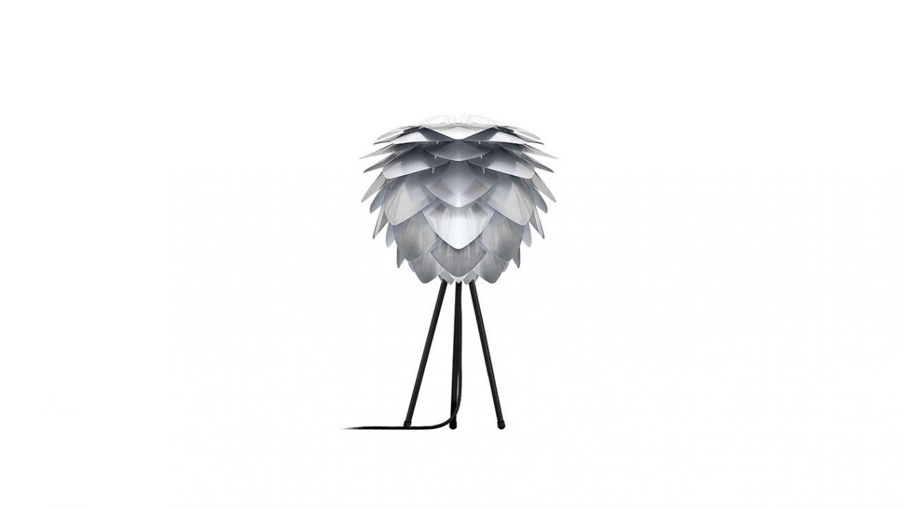 Candeeiro Silvia Mini Steel, Candeeiros de Mesa Graca Interiores