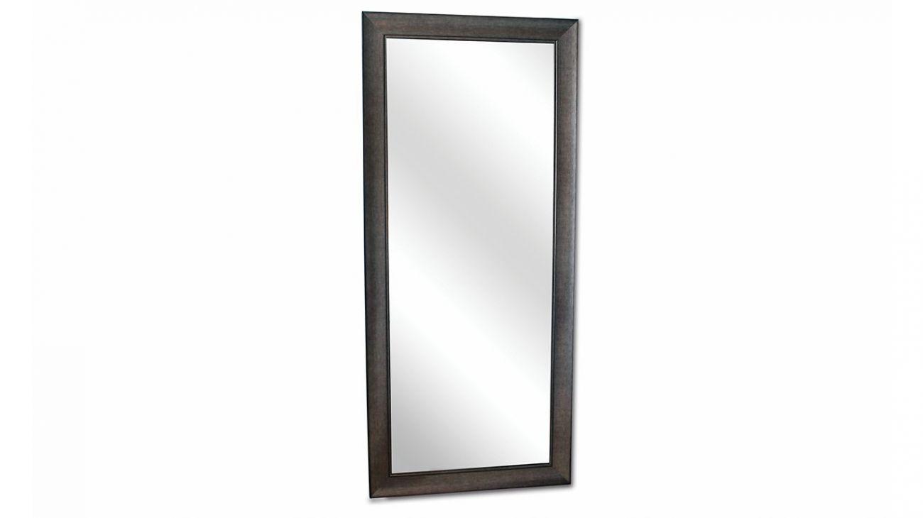 Espelho Moldura Prateda, Espelhos Decorativos