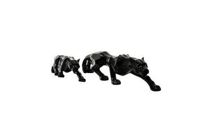 Pantera Negra Decorativa