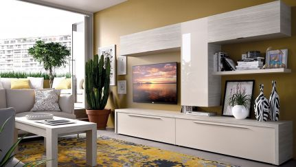 Estante TV Duo 57, modulo tv