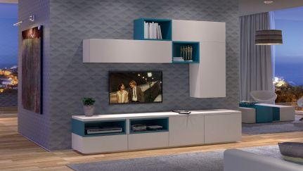 Estante TV TE06, modulo tv
