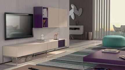 Estante TV TE12, modulo tv