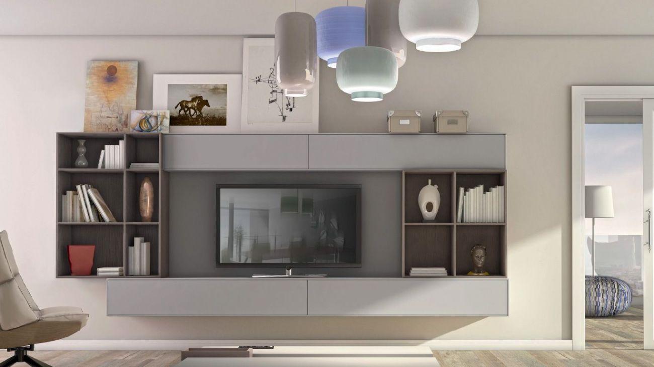 Estante TV TE16, modulo tv