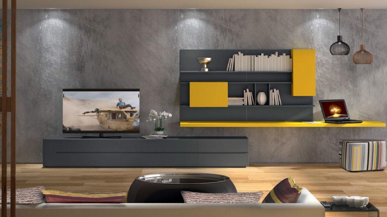 Estante TV TE19, modulo tv