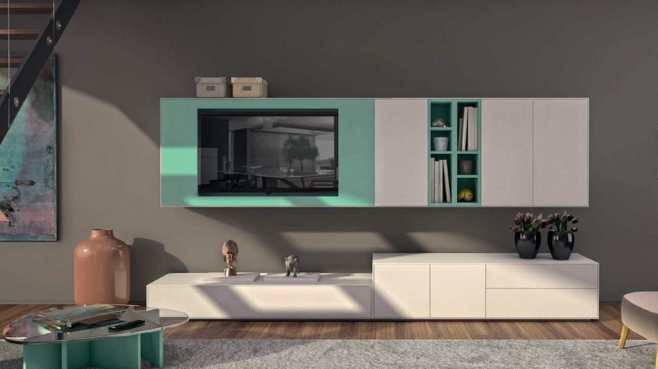 Estante TV TE22, modulo tv