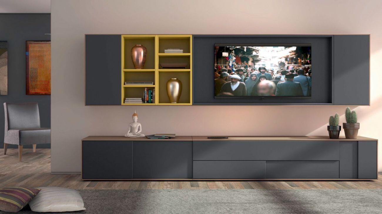 Estante TV TE23, modulo tv