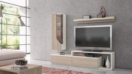 Estante TV CR09, modulo tv
