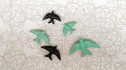 Andorinhas Decorativas