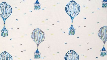Tecido Hot Air Balloons