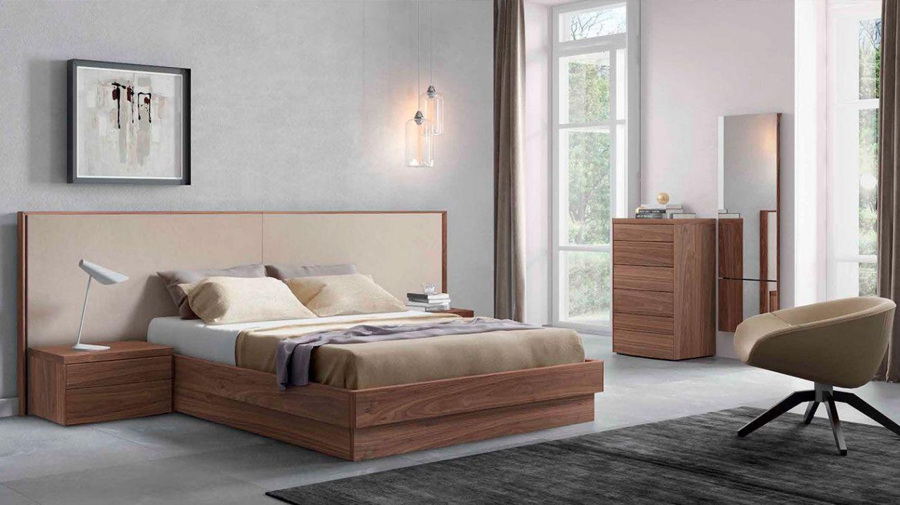 Quarto Casal D504, cama