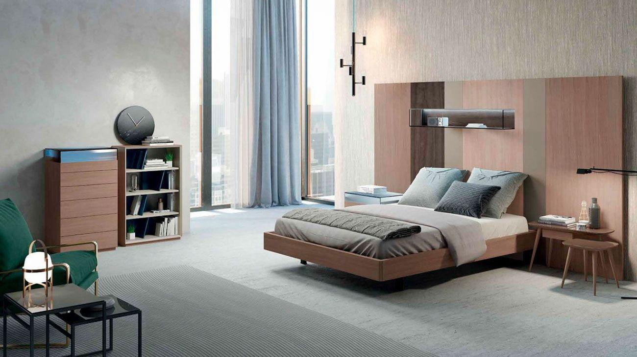 Quarto Casal D511, cama