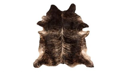 Tapete Rodeo Cowhide Exotic Dark