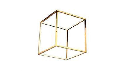 Candeeiro Teto Cube, Candeeiros de Teto Graca Interiores