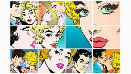 Poster Pop Art