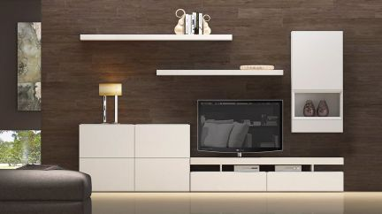 Estante TV Loft CP09, modulo tv