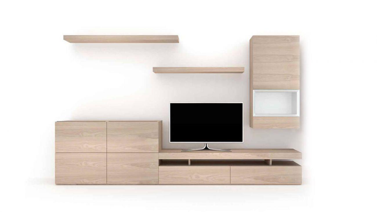 Estante TV Loft CP09, modulo tv