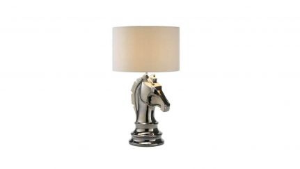 Candeeiro Chess Horse