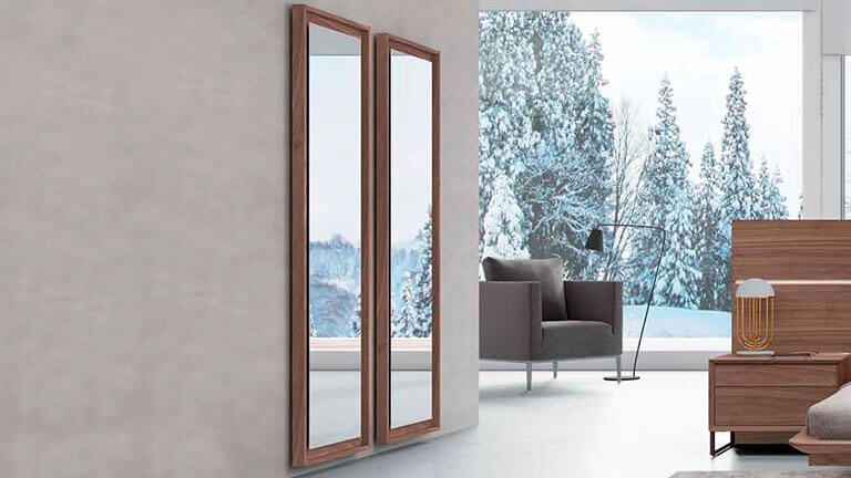 Espelho D519, Espelhos de Quartos Graça Interiores