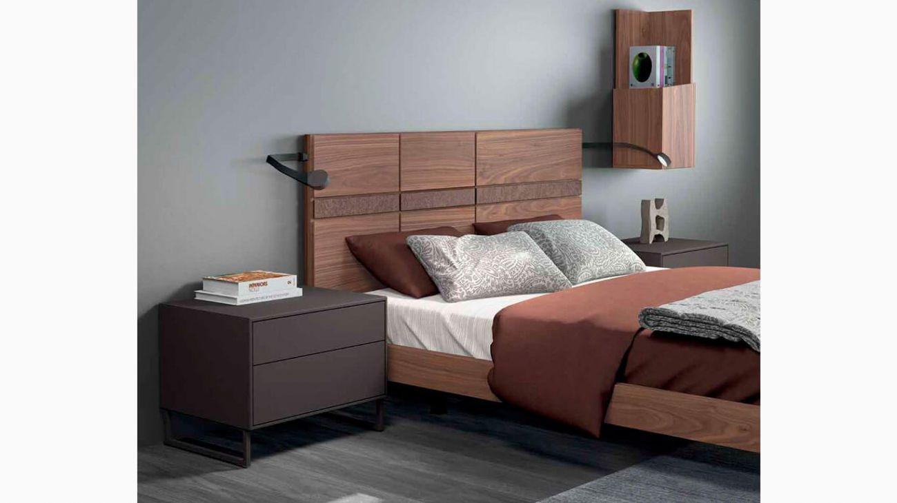 Quarto Casal D522, cama