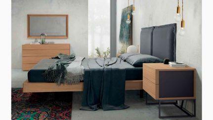 Quarto Casal D526, cama