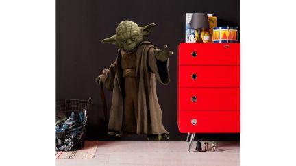 Poster Recortado Star Wars Yoda