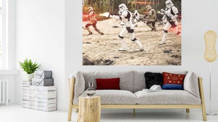 Poster Star Wars Imperial Strike