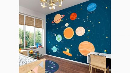 Poster Outer Space