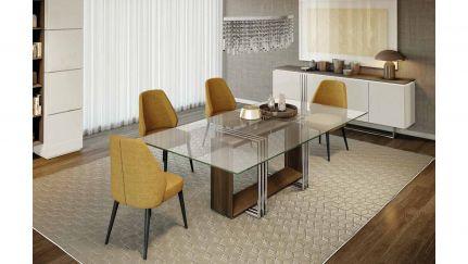 Mesa de Jantar Baru