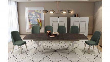 Mesa de Jantar Extensível Adria