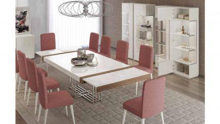 Sala de Jantar Lobe, Jantar