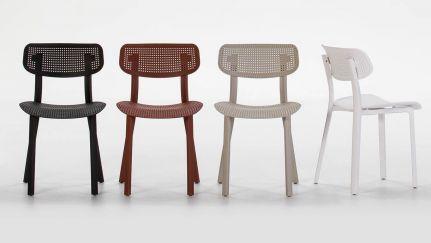 Cadeira Eleni (4 uni)