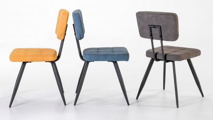 Cadeira Sofy (4 uni)