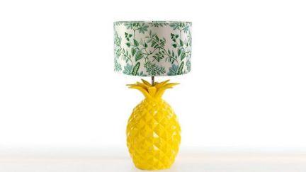 Candeeiro Pineapple Amarelo