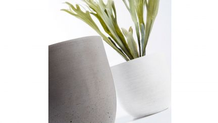 Conjunto 2 Vasos Lowy, Vasos e Floreiras