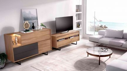 Estante TV Duo 10, modulo tv