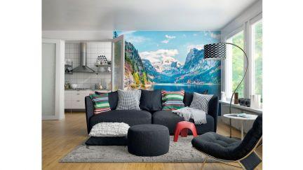 Poster Snow Mountain, Paneis e Posters Graca Interiores