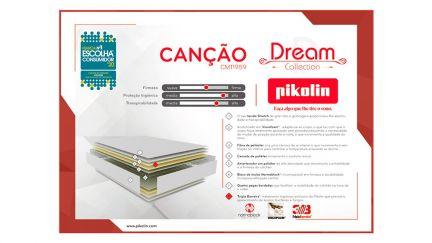 Colchão Canção, Campanha Colchões Molas Pikolin