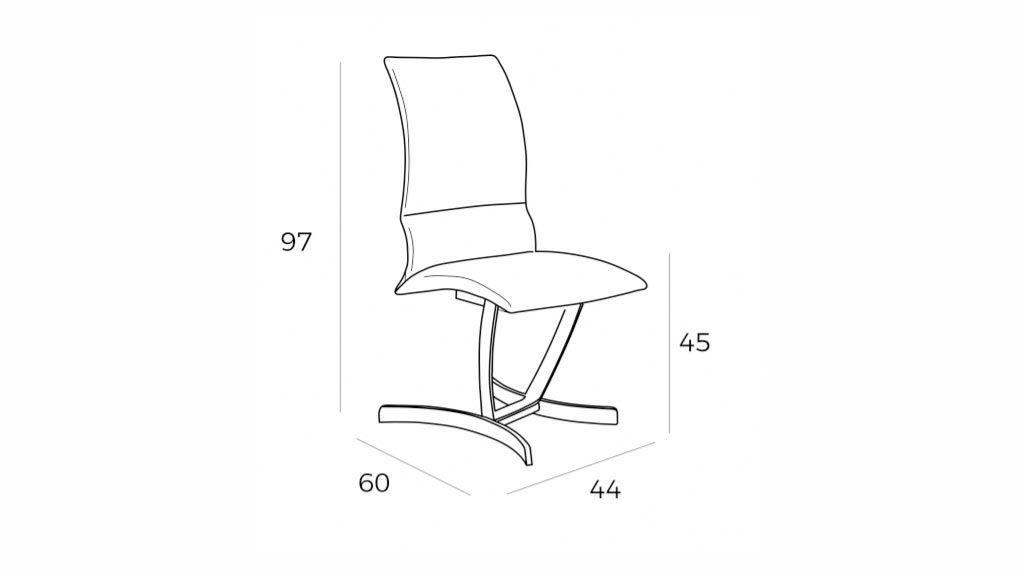 Cadeira Blair, Cadeiras Graca Interiores