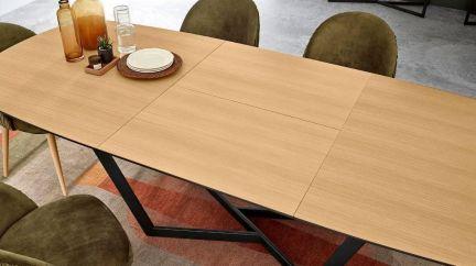 Mesa de Jantar Ext. Aroma 02, Mesa de Jantar Graca Interiores