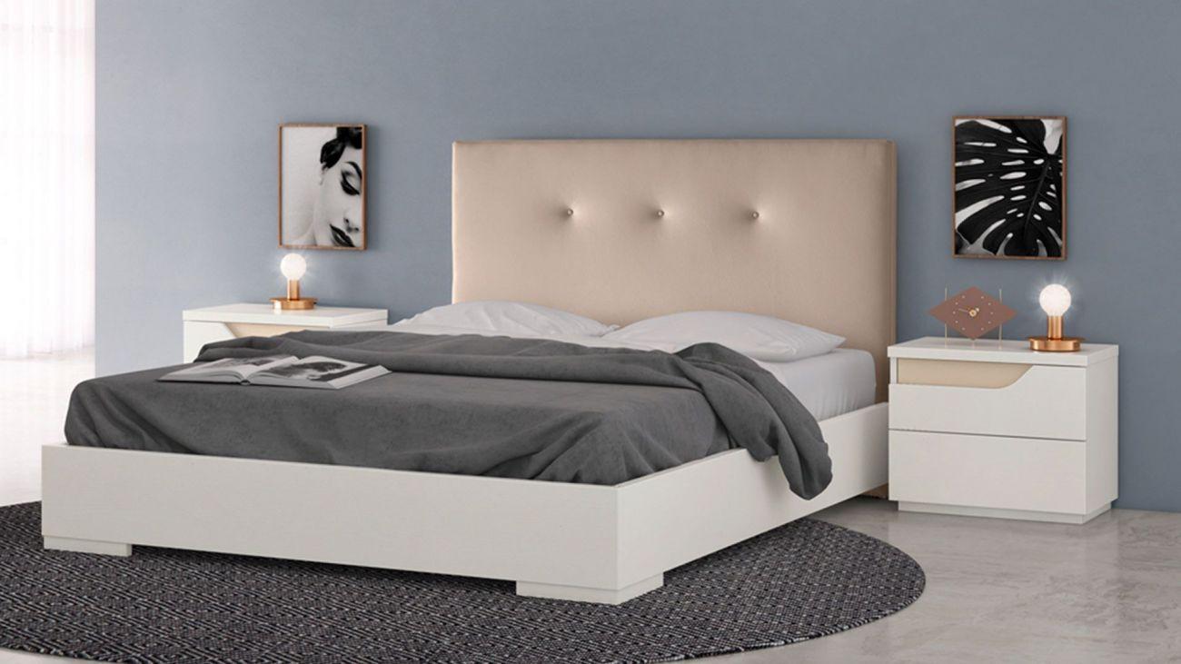 Quarto Casal CR05, cama