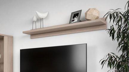 Composição TV CR08, modulo tv