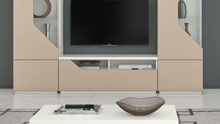 Composição TV CR10, modulo tv