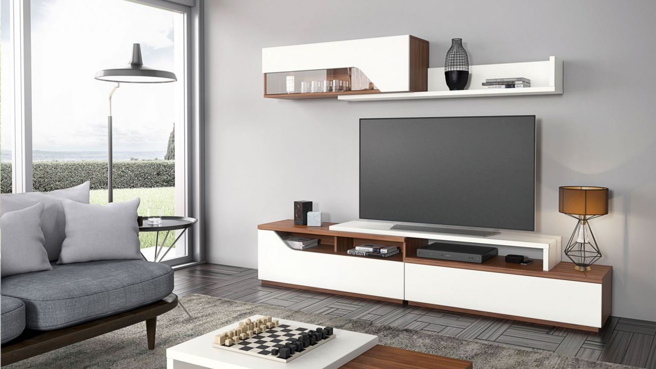 Composição TV CR11, modulo tv